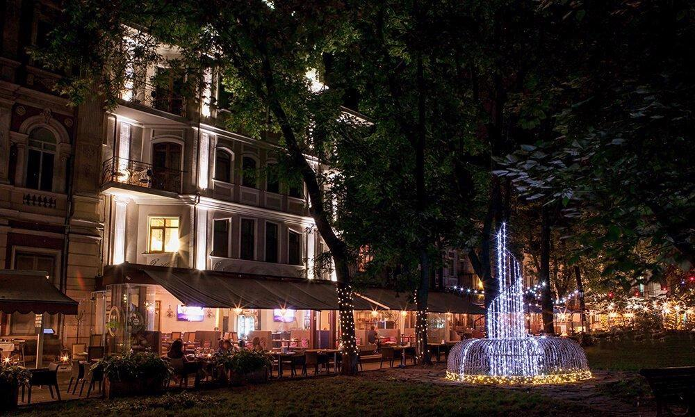 Hotel Palais  Royal Odessa