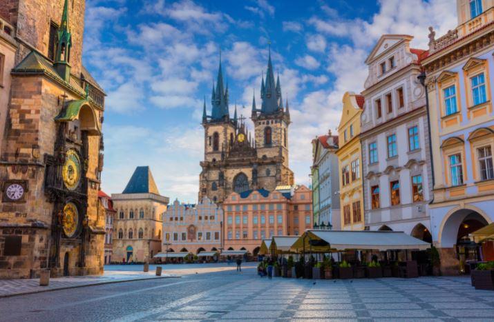 Circuit Autocar Capitale Imperiale – Praga,  Viena & Bratislava