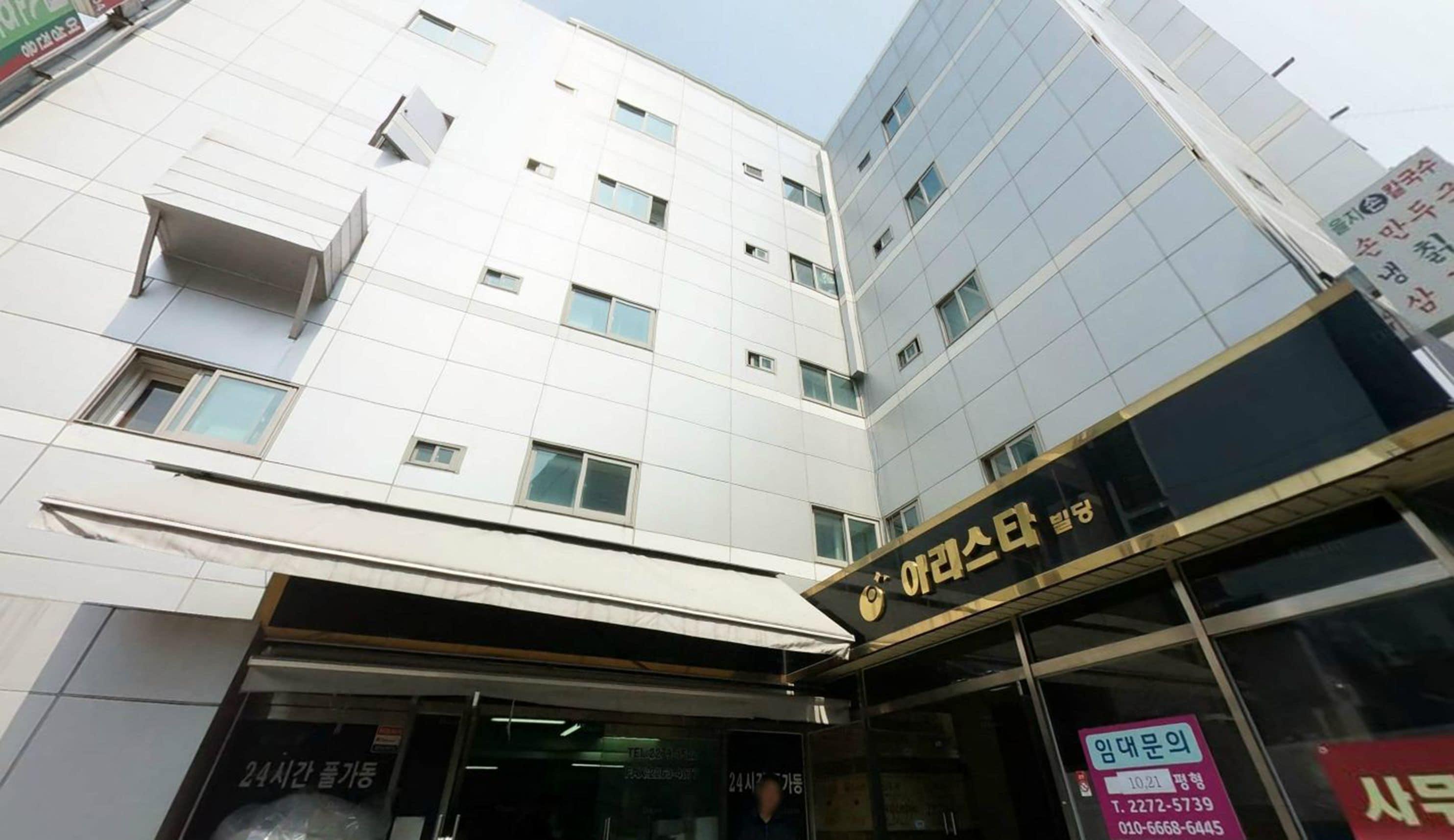 Philstay Myeongdong Cheonggye