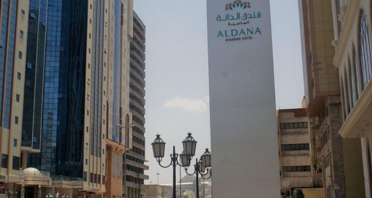 Al Dana Diamond Makkah