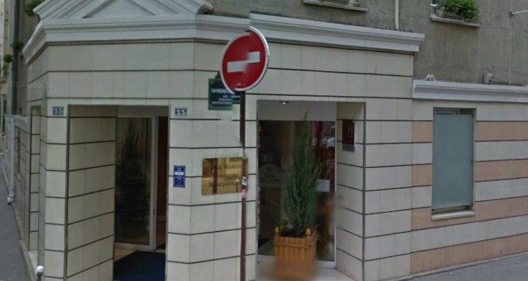 Best Western Bretagne Montparnasse