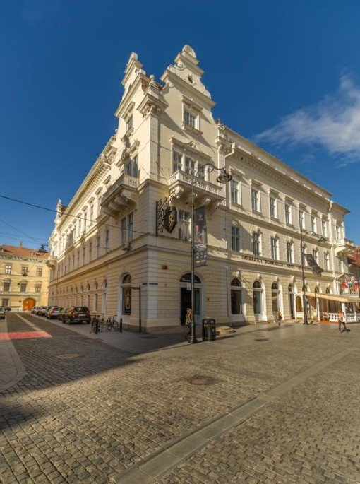 Hotel Imparatul Romanilor