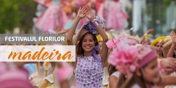 MADEIRA  - FESTIVALUL FLORILOR 2020