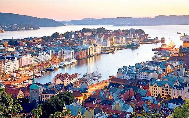 Circuit si Croaziera Scandinavia