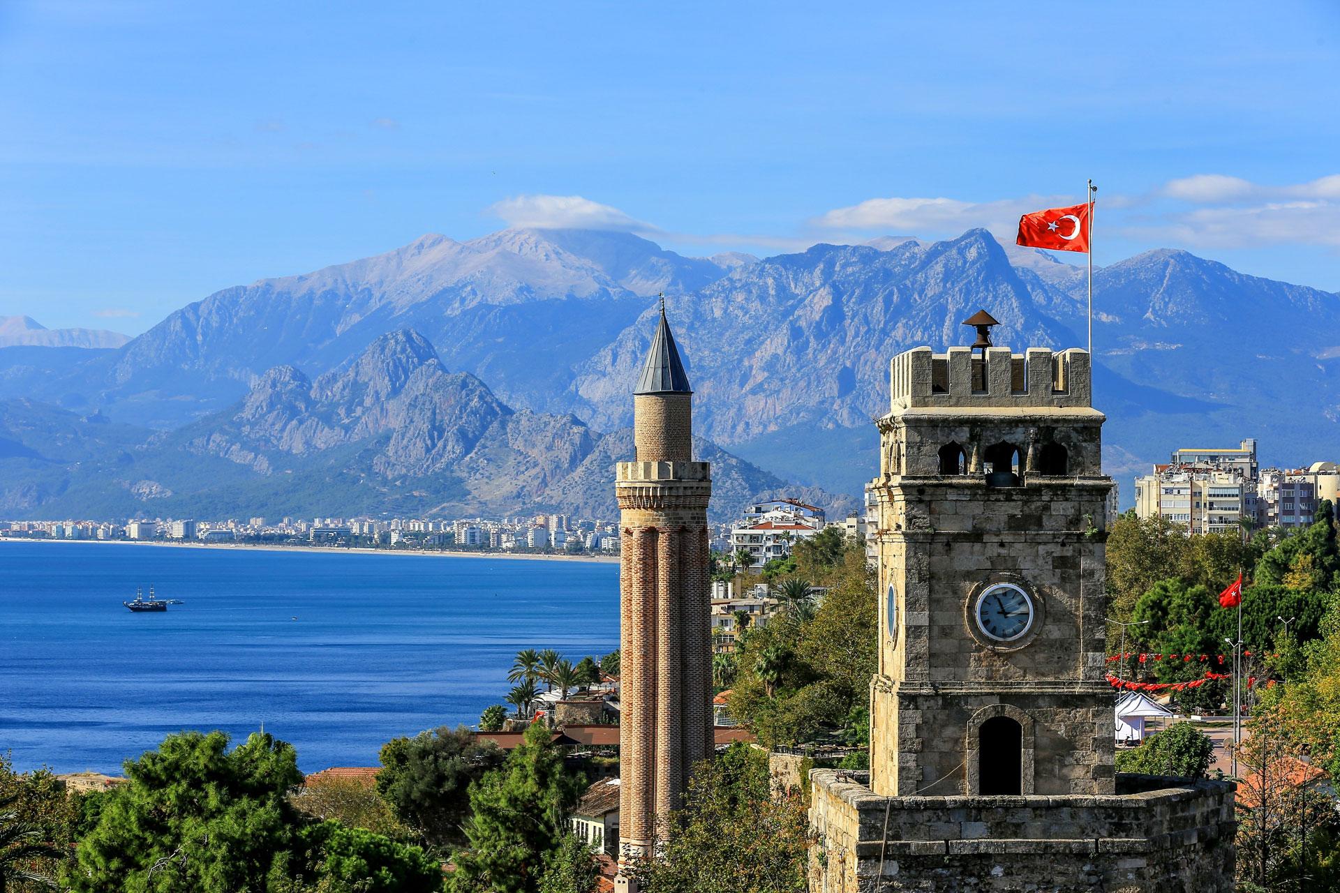 Circuit Turcia - Efes, Pamukkale Antalya