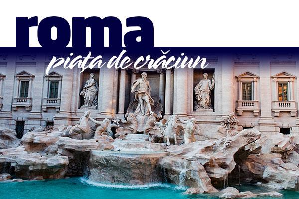 PIATA DE CRACIUN 2018 - ROMA