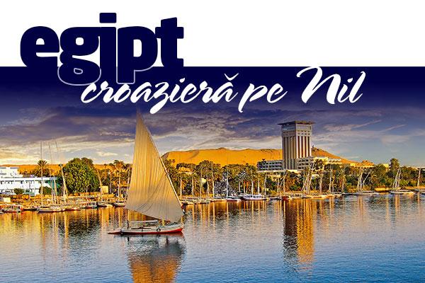 EGIPT-CROAZIERA PE NIL!MISTERUL EGIPTULUI ANTIC! Cluj-Napoca - Turkish Airlines