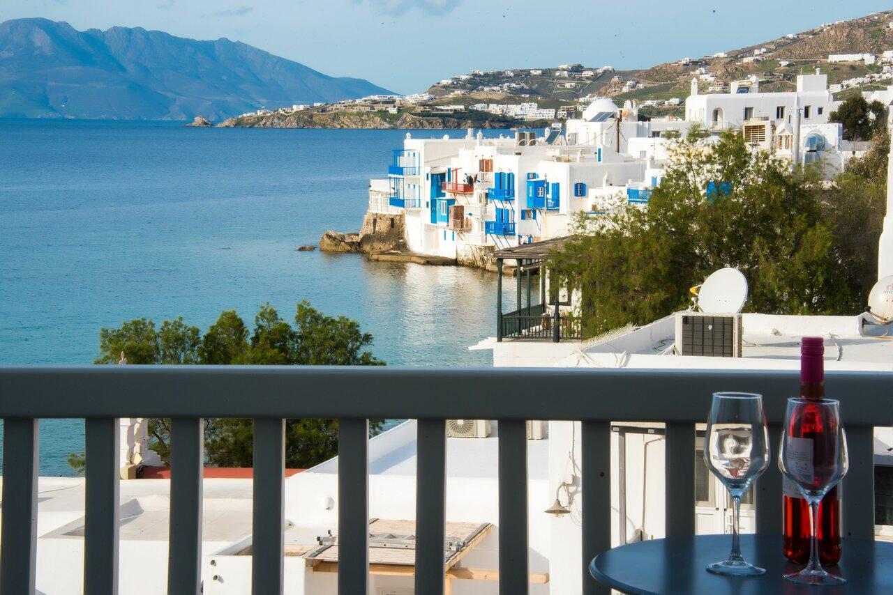 Sea Blue Venices Houses