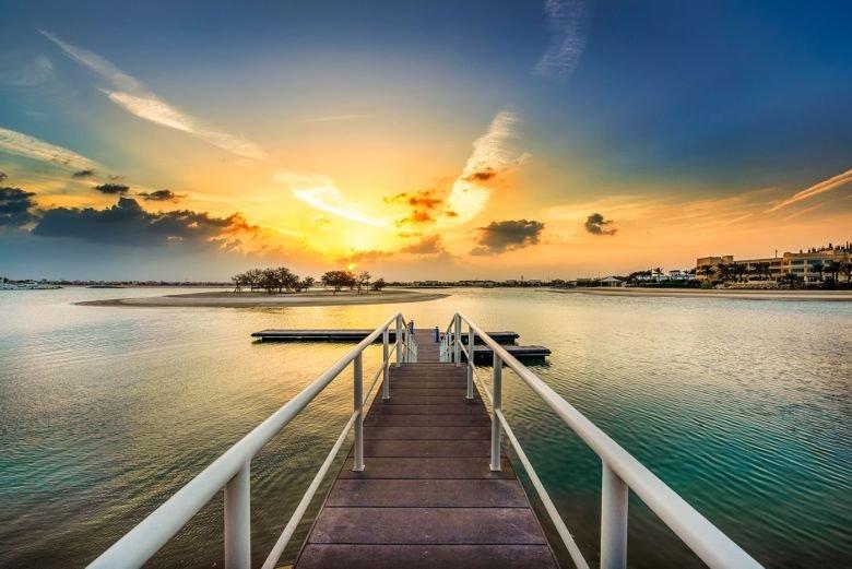 The Ritz Carlton Ras Al Khaimah Al Hamra Beach