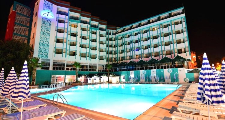 Ananas Hotel - All Inclusive