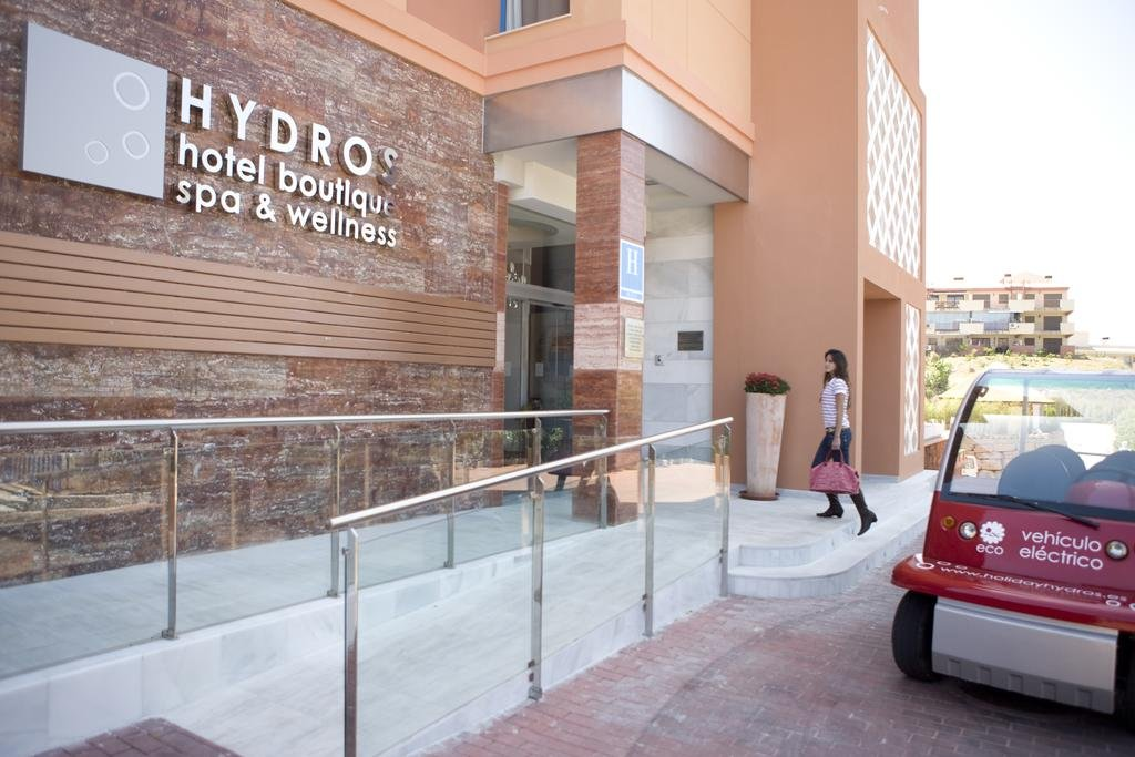 Holiday Hydros Boutique Hotel Spa Wellnes