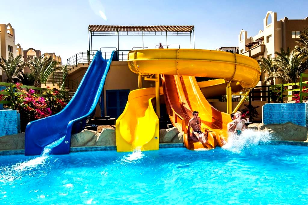 NUBIA AQUA BEACH RESORT & AQUAPARK