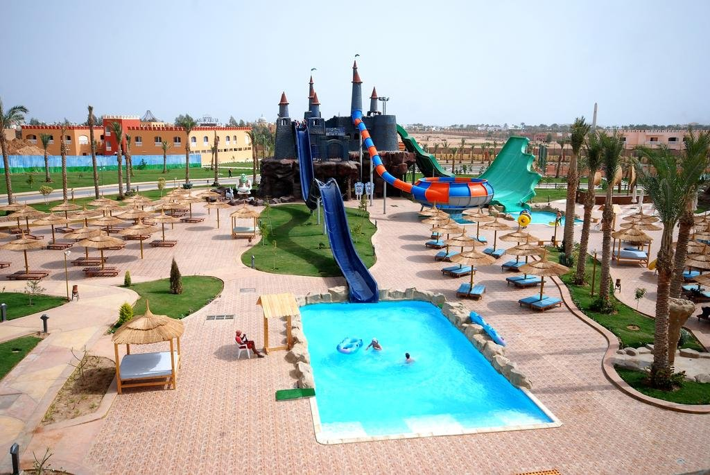 Aqua Blue Resort Albatros (SSH)