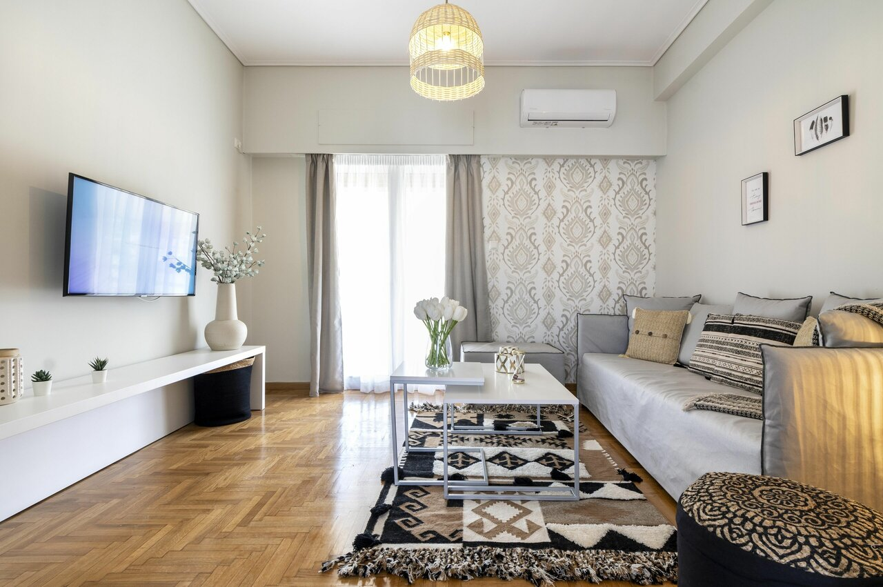 Dandelion Apartment With Acropolis View