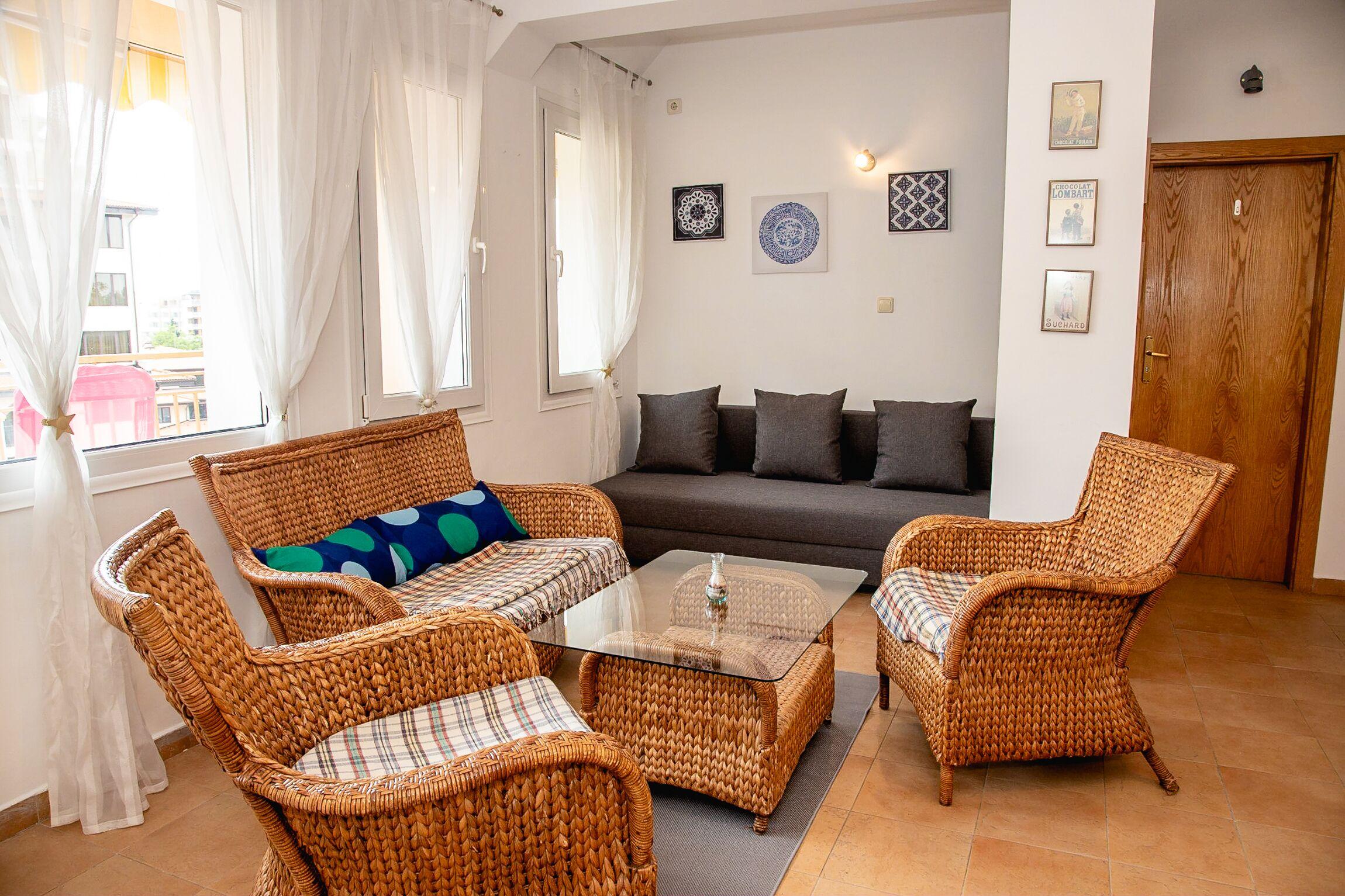 Fm Premium 1-bdr Apartment With Parking - Azure Joy