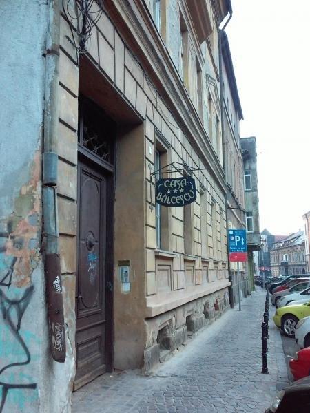 Casa Balcescu