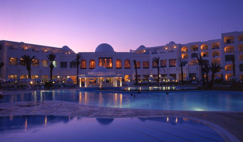 Mahdia Palace