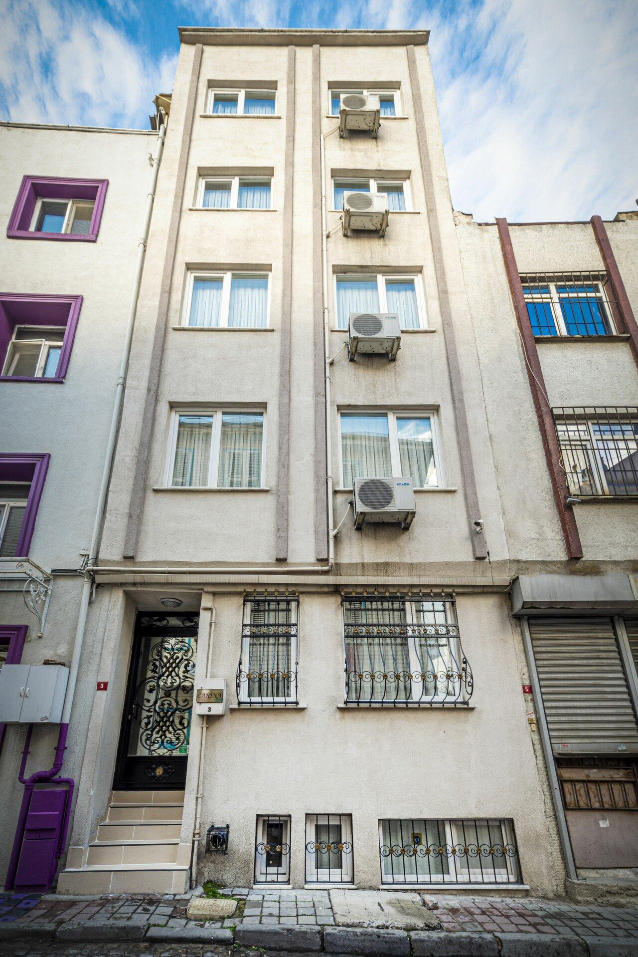 Carina Istanbul Hotel