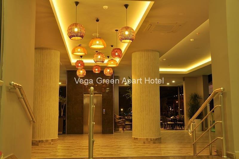 Vega Green Apart Otel