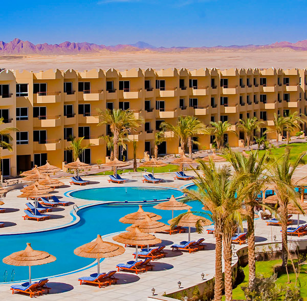 Amwaj Blue Beach Resort&Spa Abu Soma (Pickalbatros)
