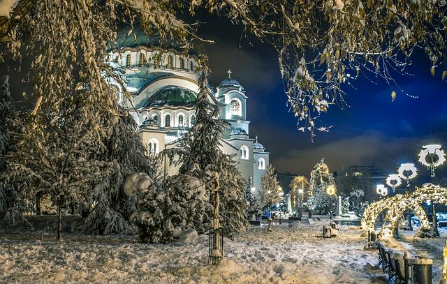 Revelion in Macedonia