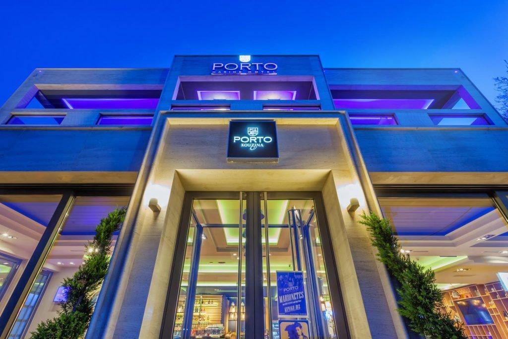 Porto Marine Hotel (Platamonas)