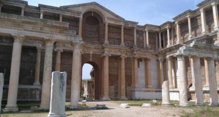 Ephesus Palace