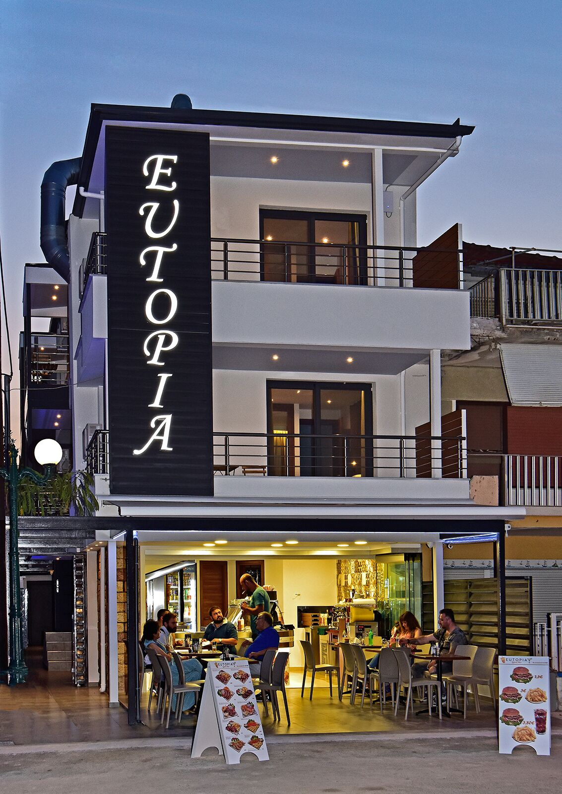 Eutopia Hotel