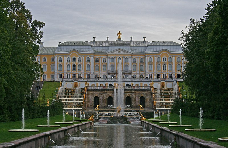 RUSIA -Moscova si Sankt Petersburg