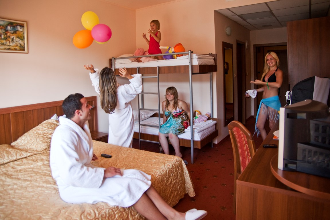 Hotel Kristal Golden Sands
