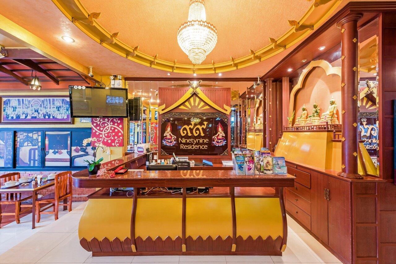 Arman Residence & Halal Restaurant