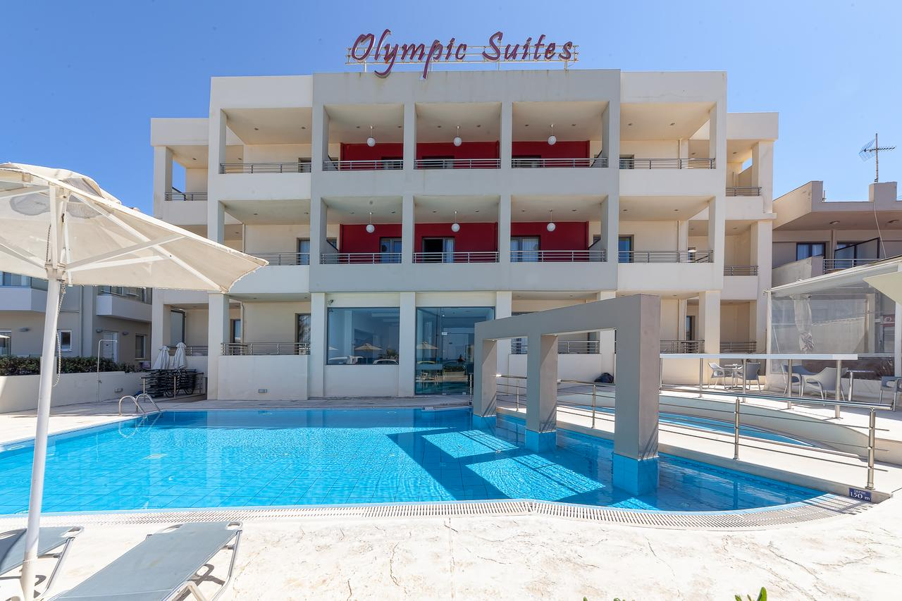 Olympic Suites Hotel Apartaments