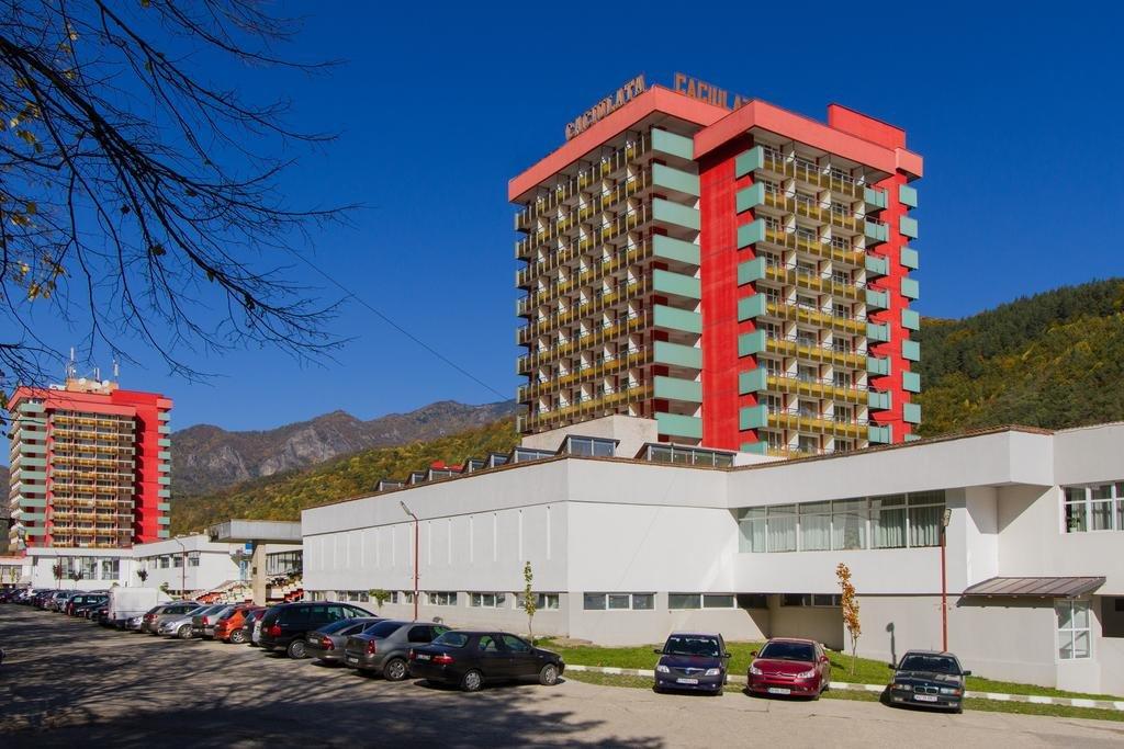 Complex Balnear Cozia