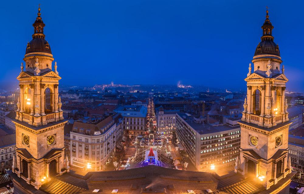 Sarbatori de iarna la Budapesta