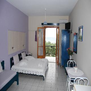 Kavos Psarou Studios And Apartments