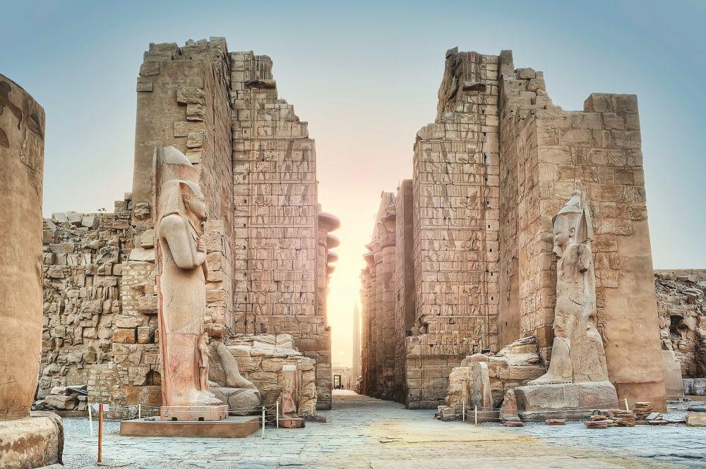 Croaziera Hatshepsut 5*+ Hotel 5*