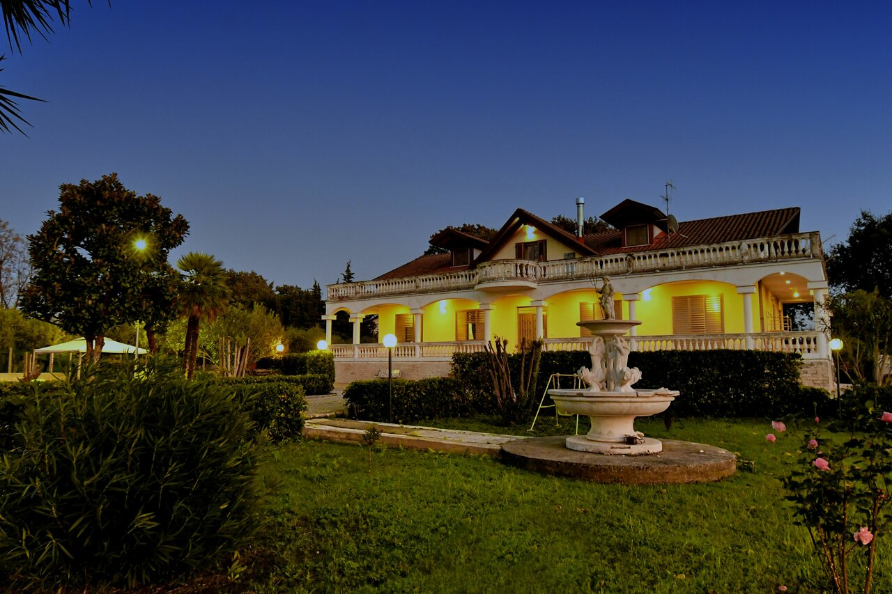 Villa Costiera Salerno