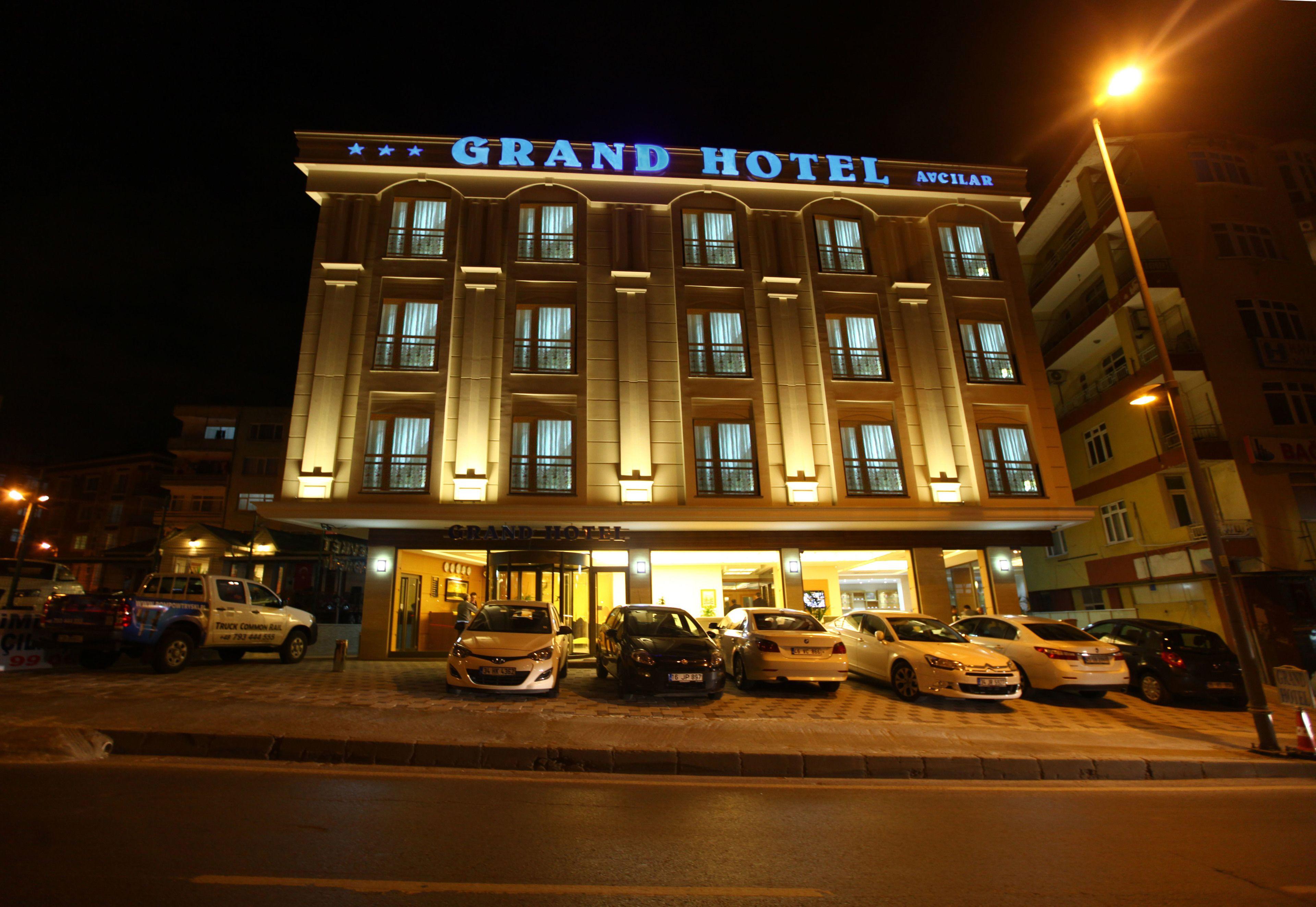 Grand Hotel Avcilar Airport