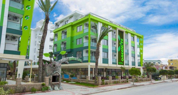 GreenLife Hotel