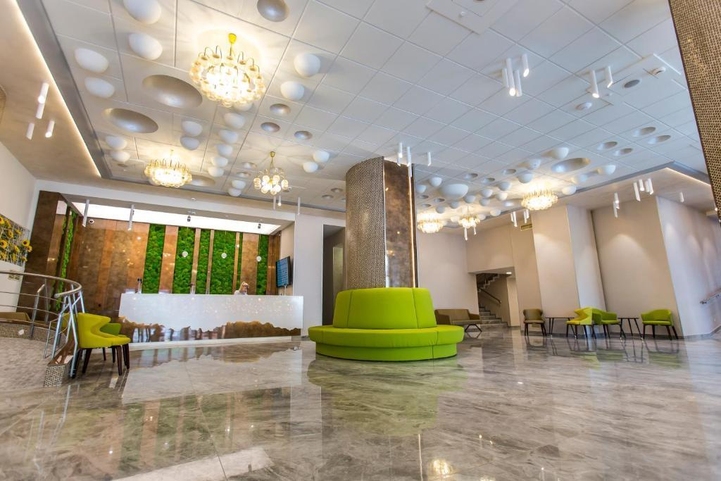 Hotel Olanesti & Spa Medical