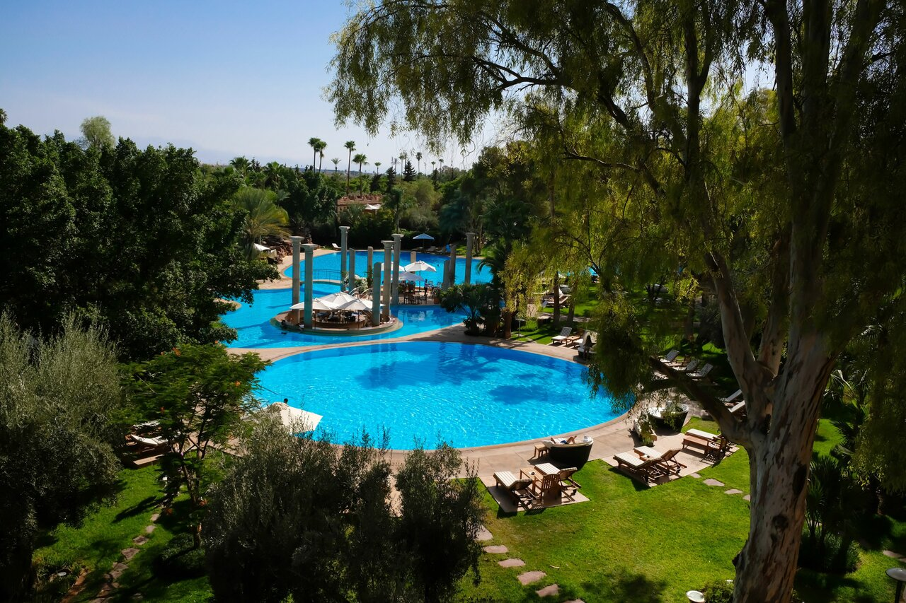 Es Saadi Marrakech Resort - The Palace