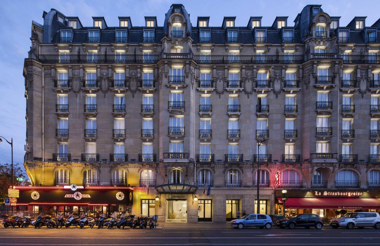 Holiday Inn Gare De Lest