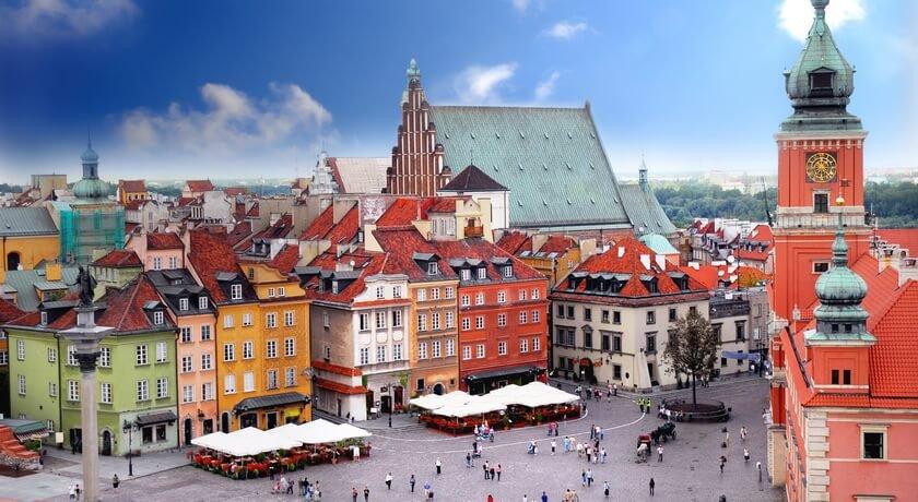 Polonia 2019 (autocar) -  Cracovia si Varsovia