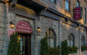 Hôtel Champ-de-Mars