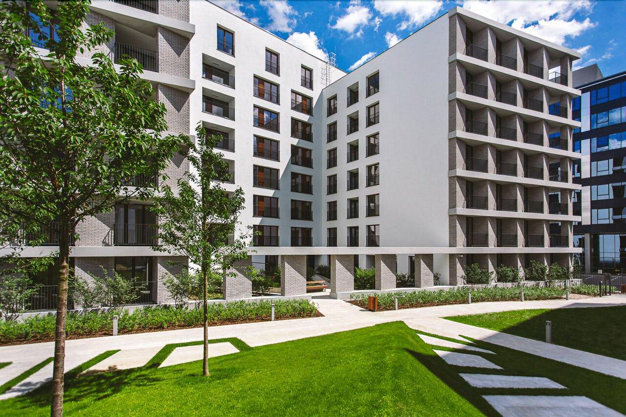 Platinum Residence Mokotow