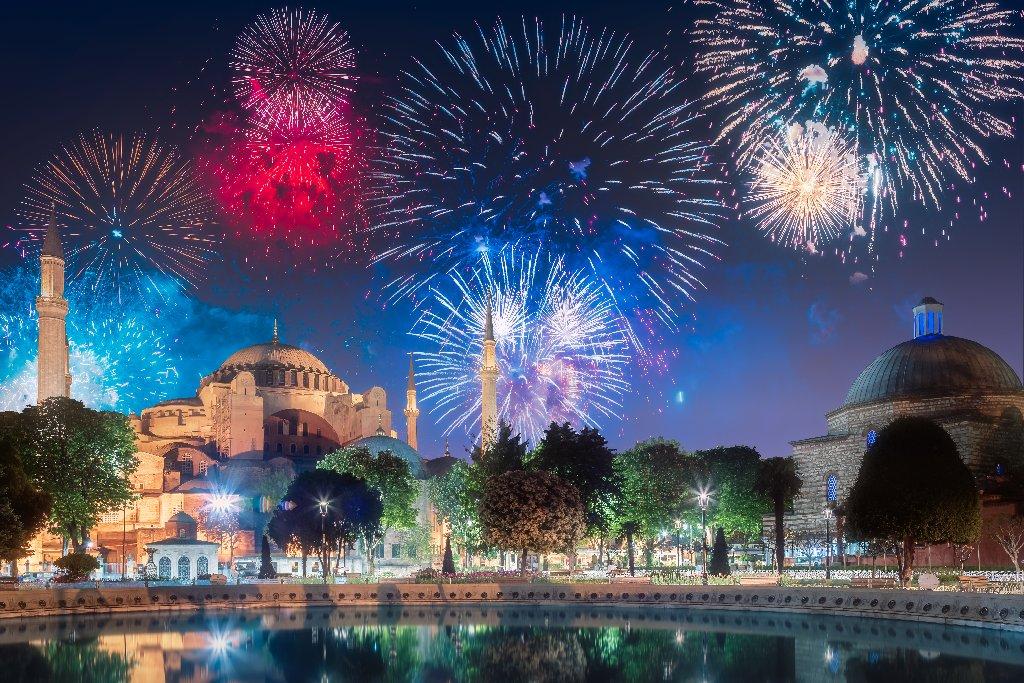 ISTANBUL (avion) - Revelion 2022 (30 dec)