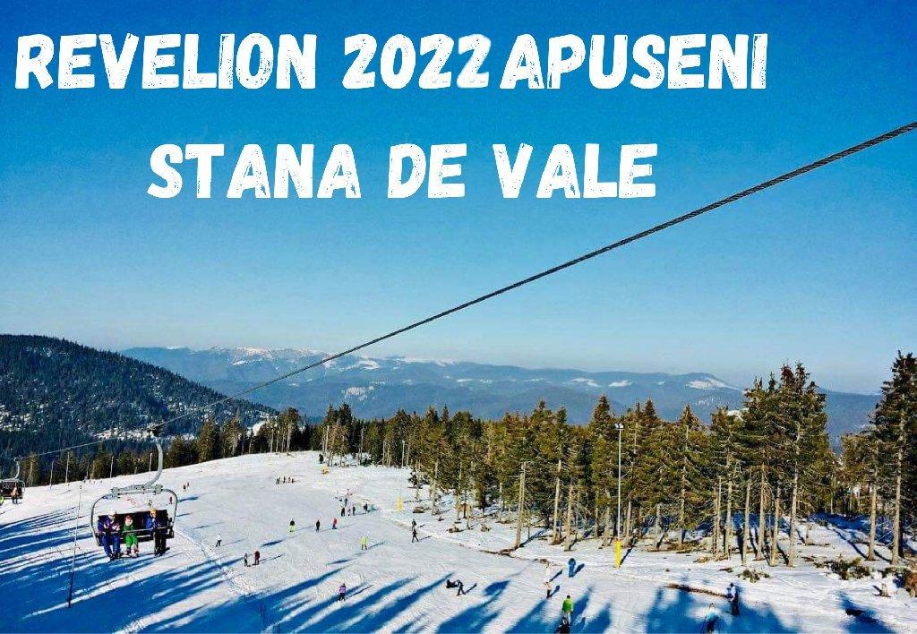 REVELION 2022 APUSENI - STANA DE VALE - ORADEA