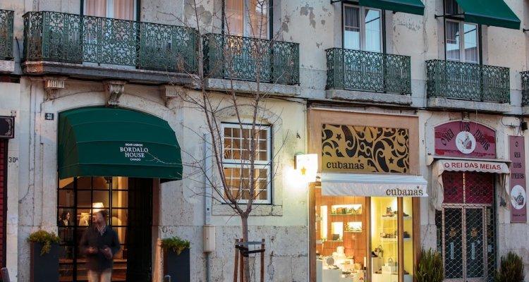 Dear Lisbon – Bordalo Palace Chiado