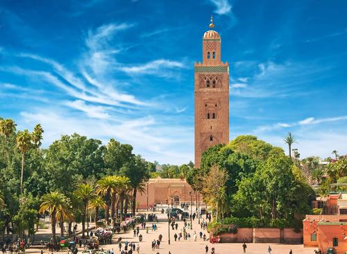 Circuit Maroc - Marrakech si Sahara