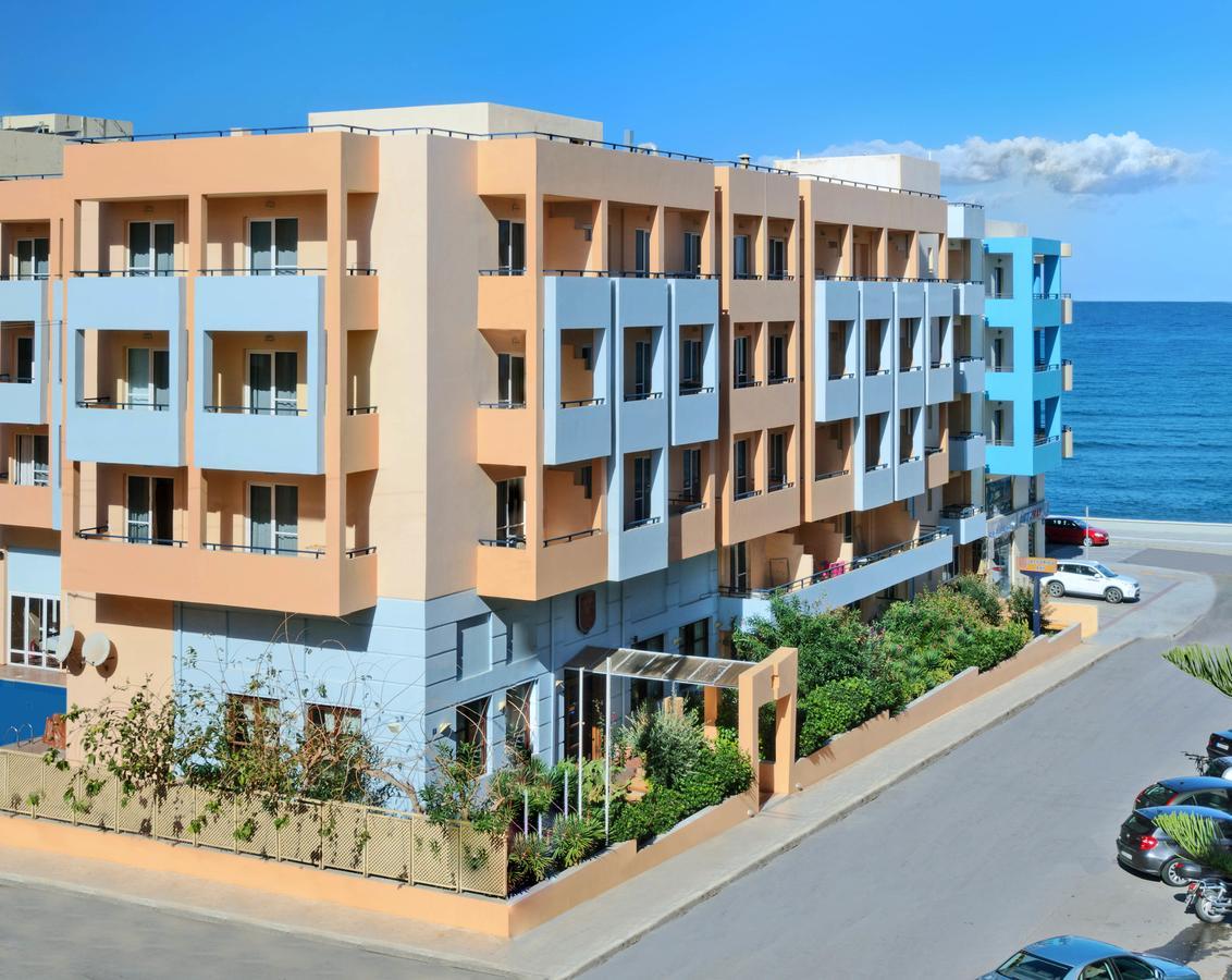 Aparthotel Lefkoniko Bay